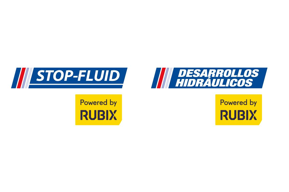 rubix absorbe stop fluid y desarrollos hidrulicos sf