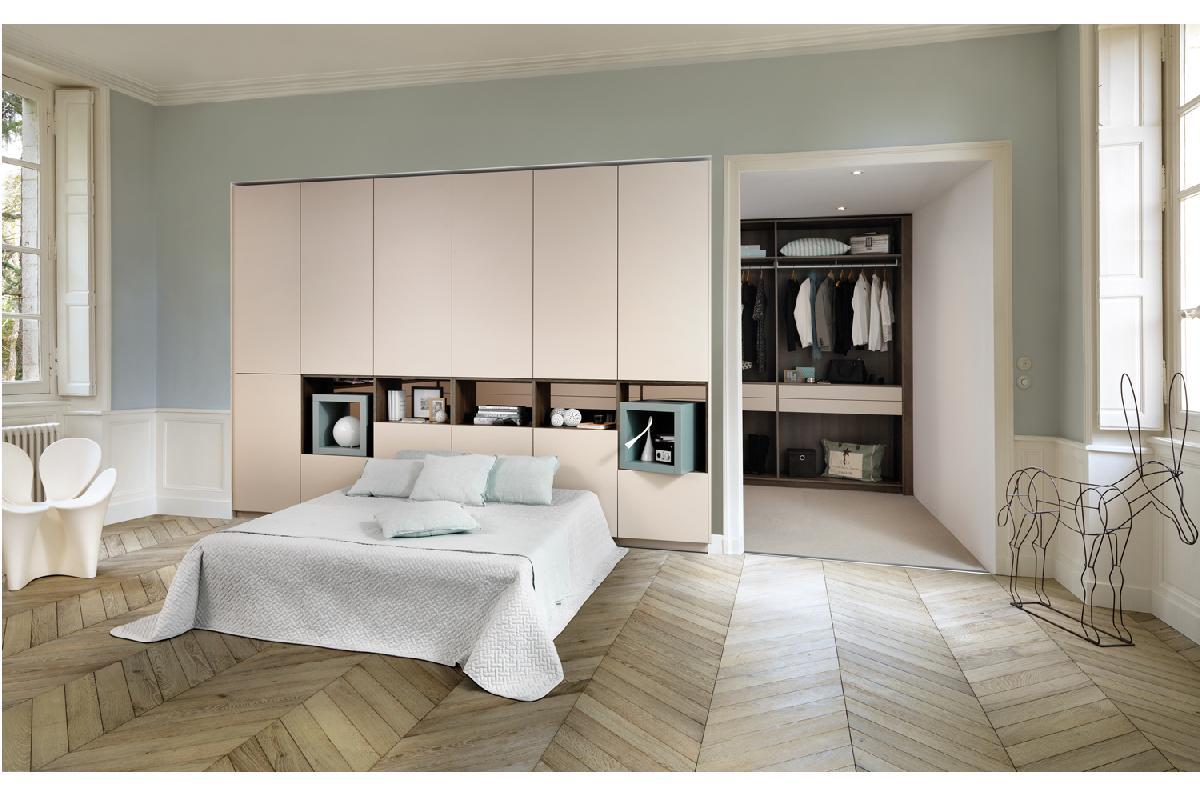 schmidt revoluciona los dormitorios con sus vestidores a medida