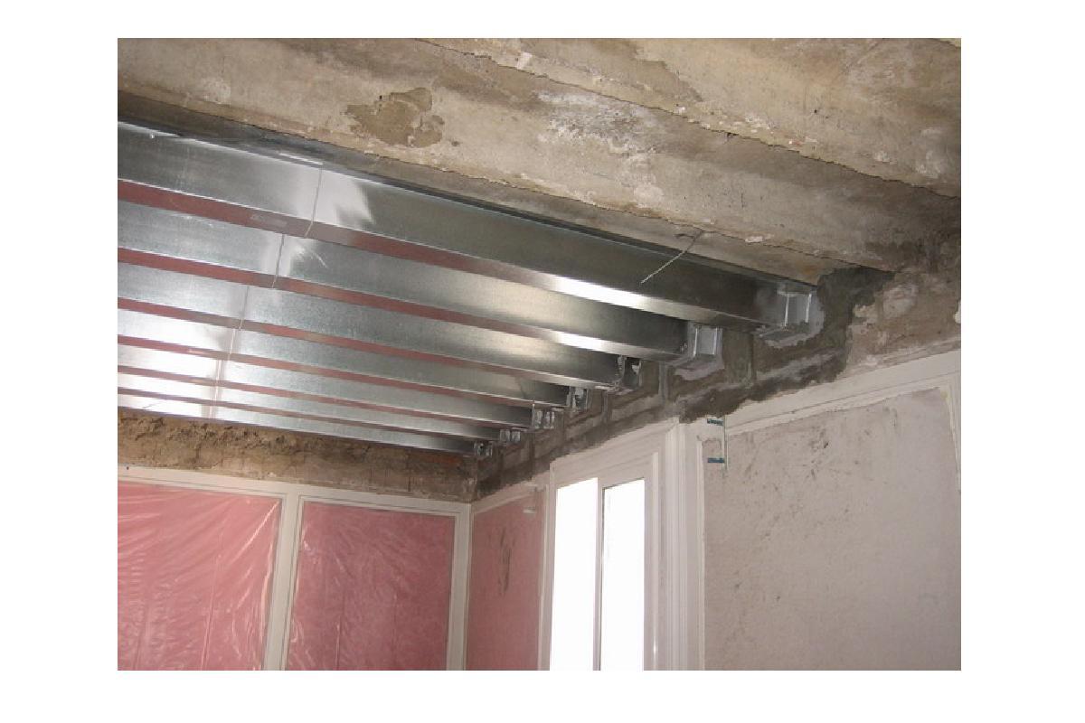 el sistema nou bau la solucin ideal para refuerzo de techos con carbonatacin