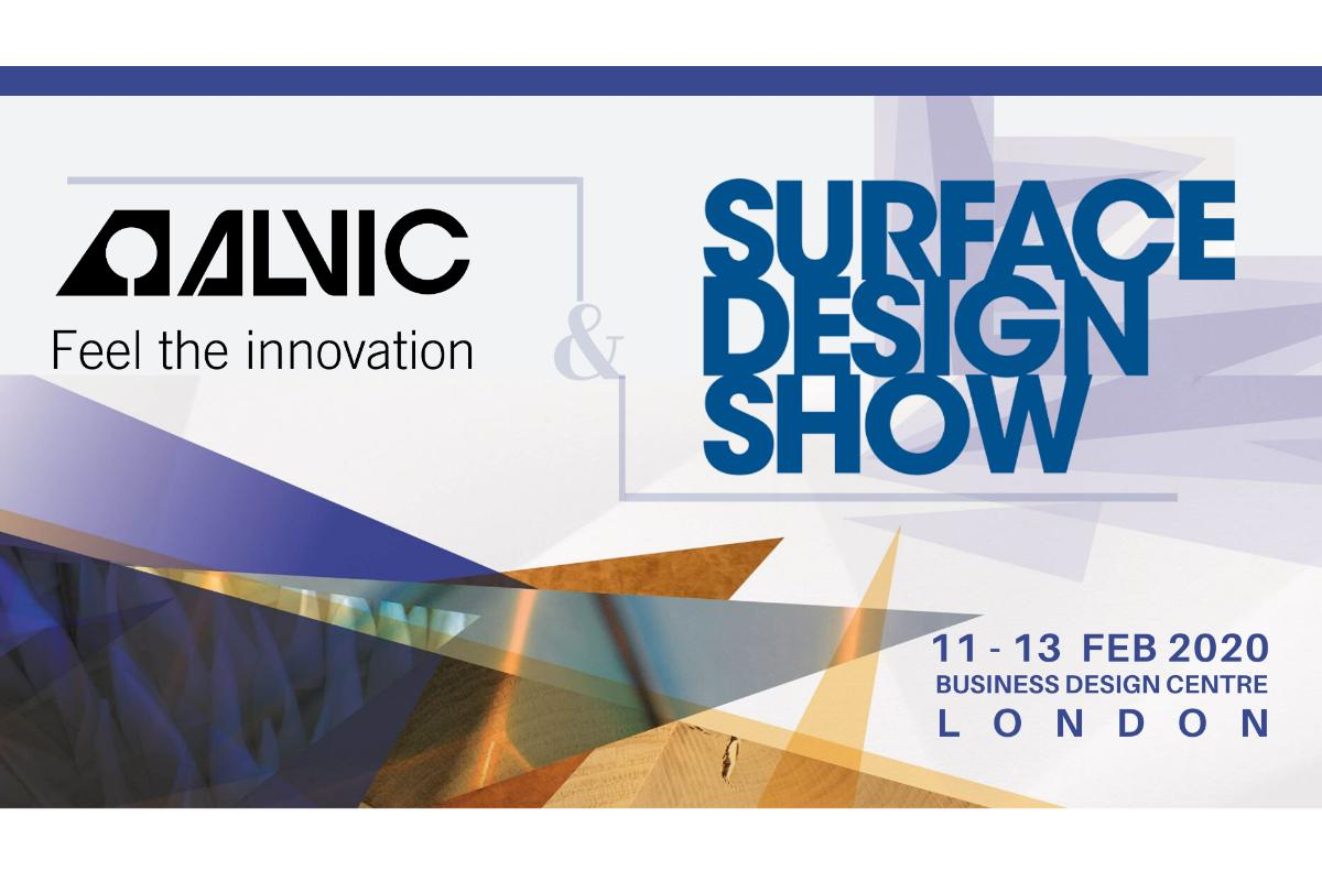 alvic revolucionar la surface design show con elegancia e innovacin