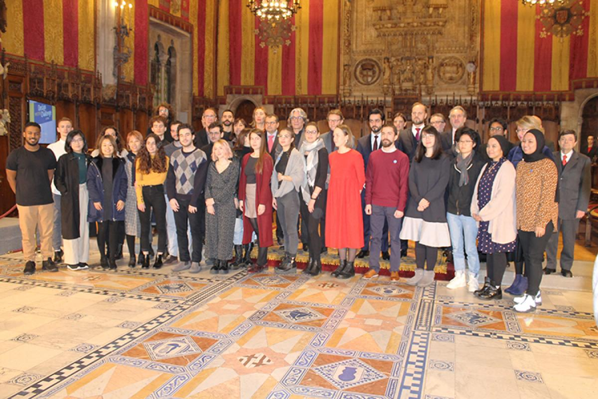 barcelona sede de la primera final mundial del master design challenge