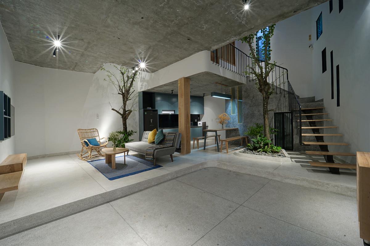 casa margarita una vivienda de inspiracin floral en vietnam
