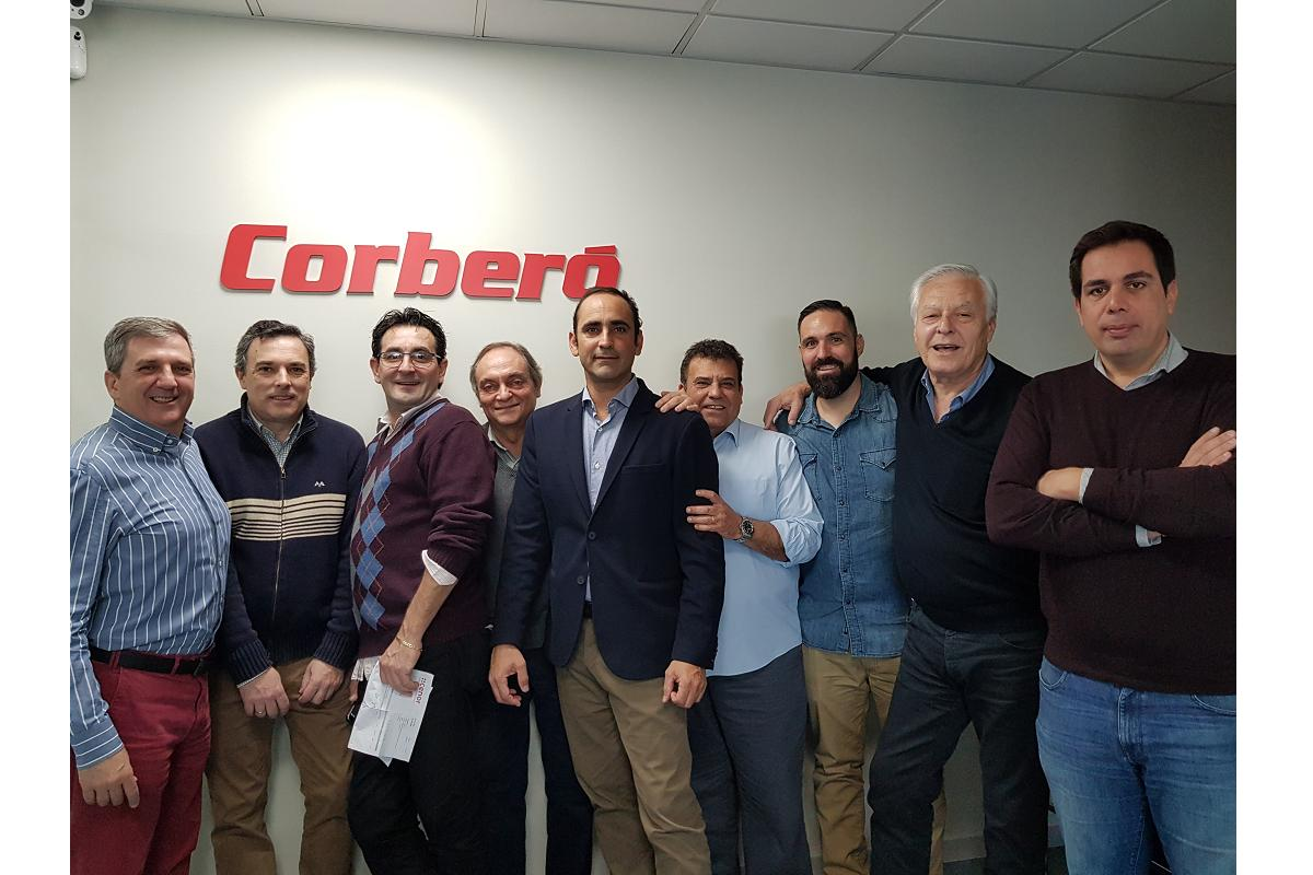corber prepara su estrategia 2020 en su convencin nacional de ventas