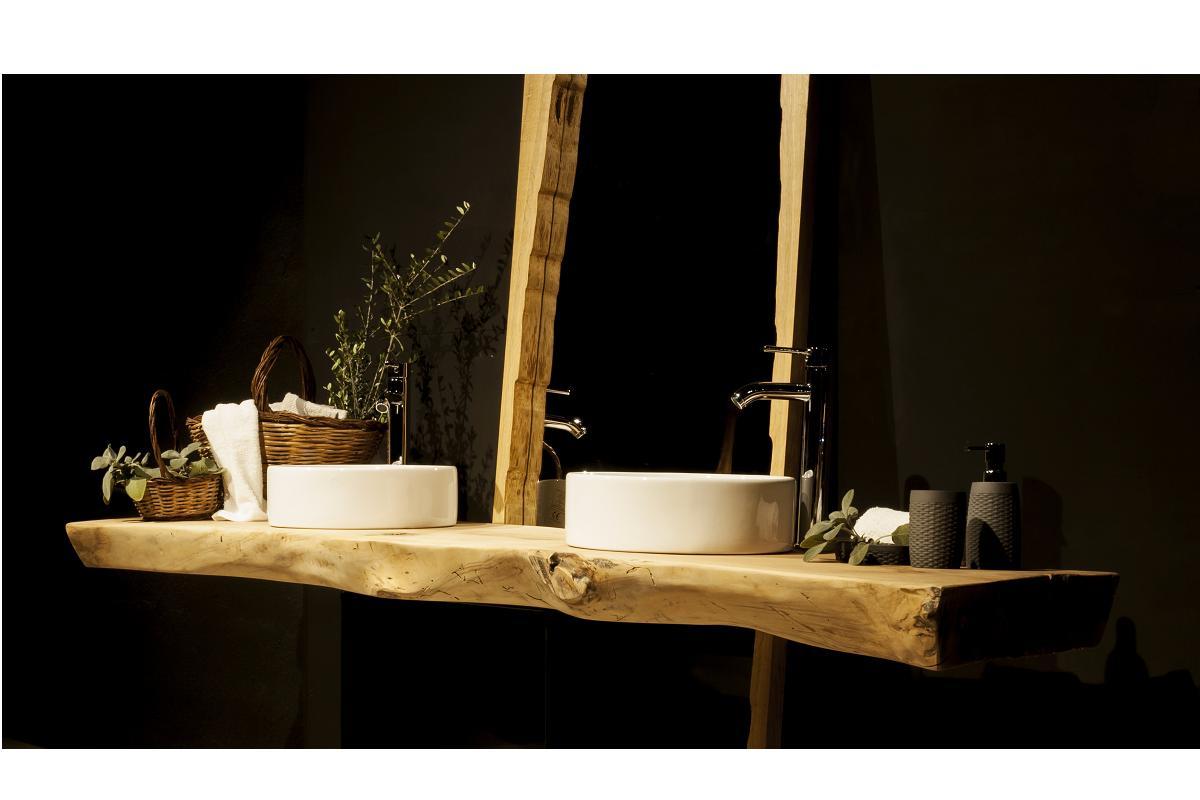 encimeras de madera maciza para el bao el diseo sostenible de elia
