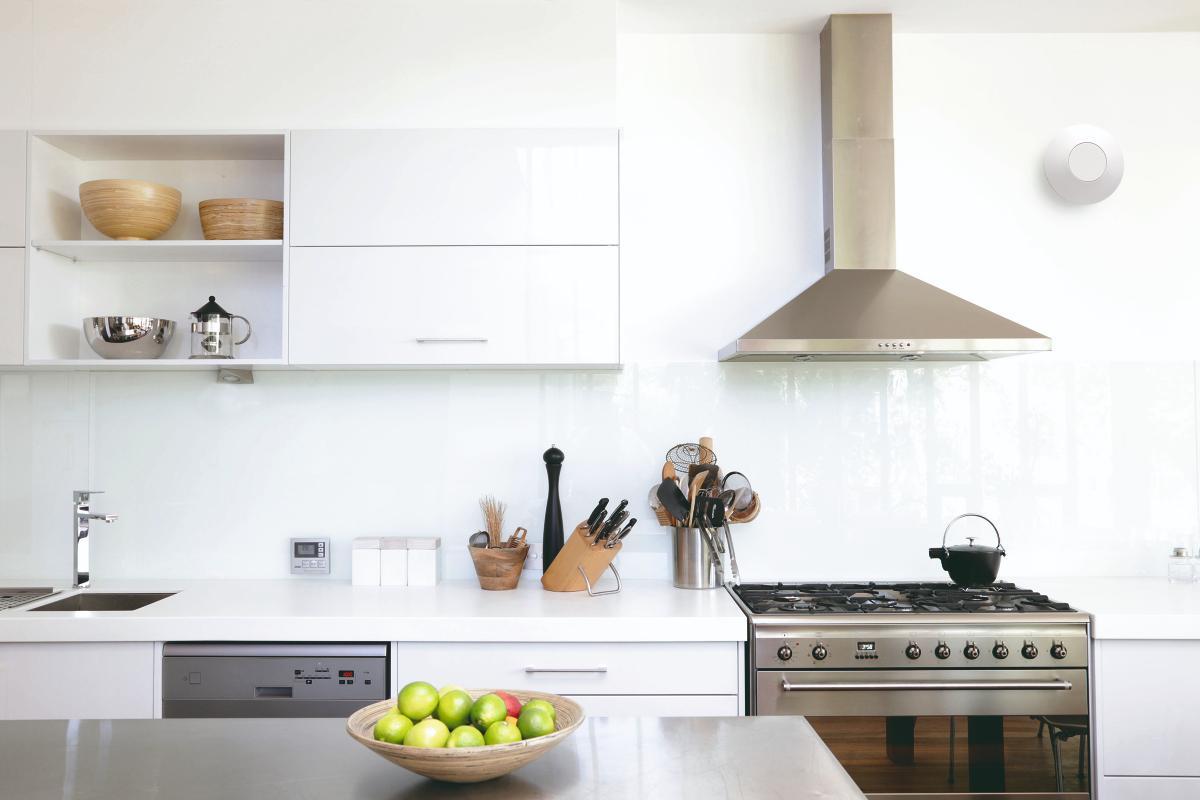 extractor descentralizado zehnder zcv2 aire de calidad en cocinas y baos