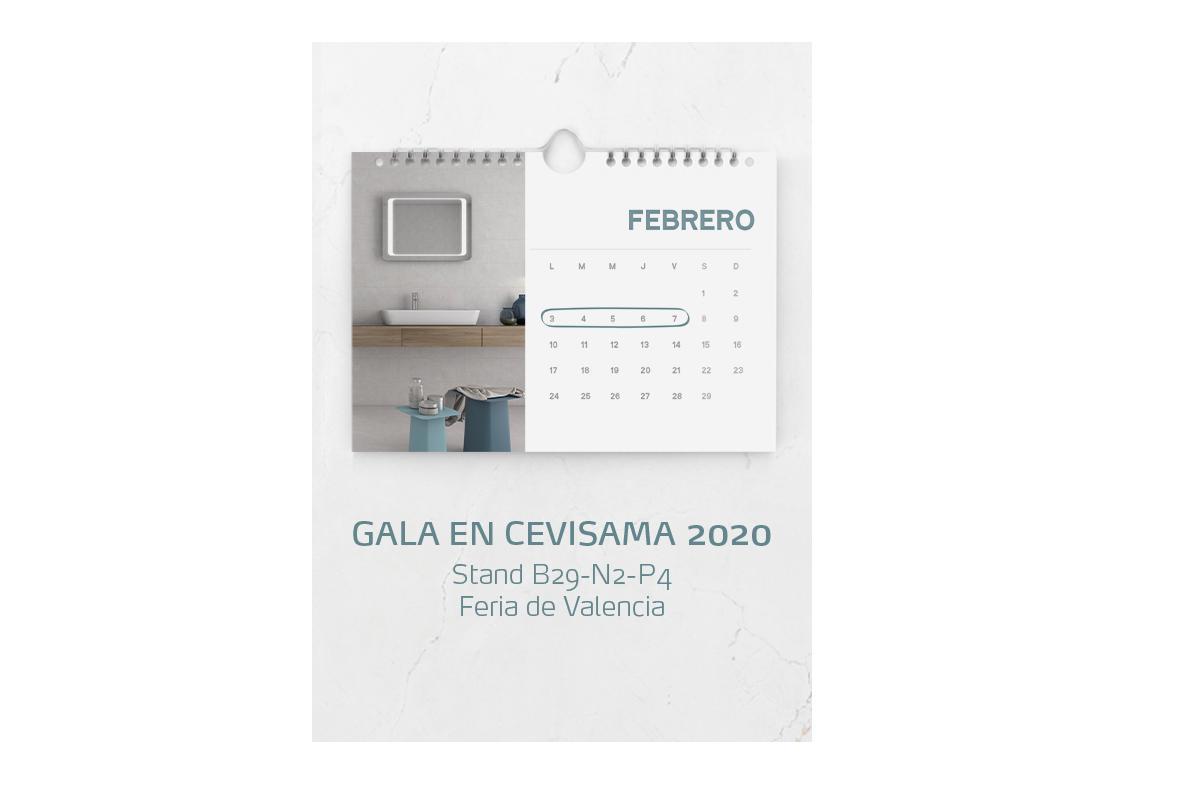 gala prepara un catlogo renovado con novedades en cermica y bao para cevisama 2020