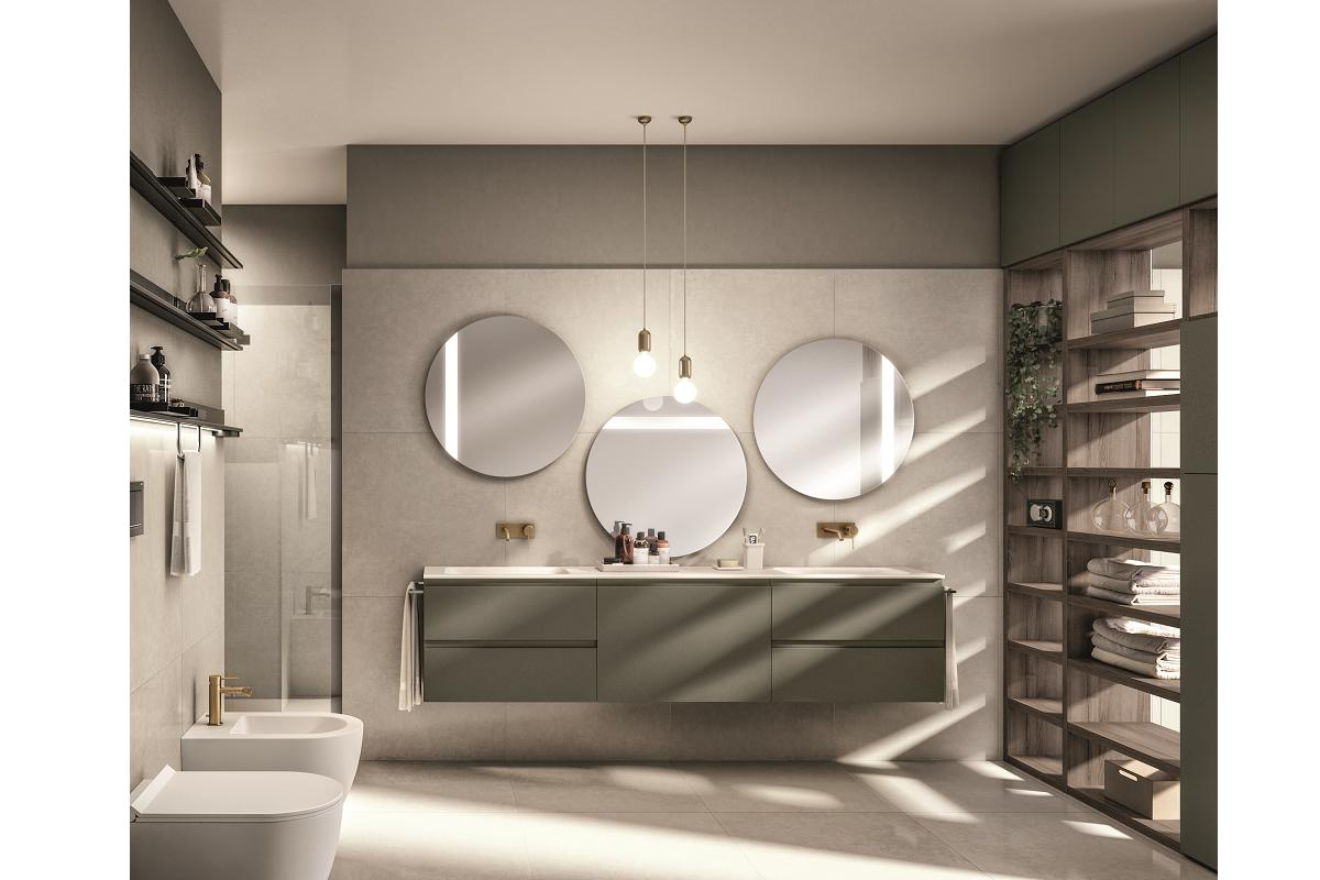juno y tratto originalidad y estilo refinado as es la gama de bao de scavolini