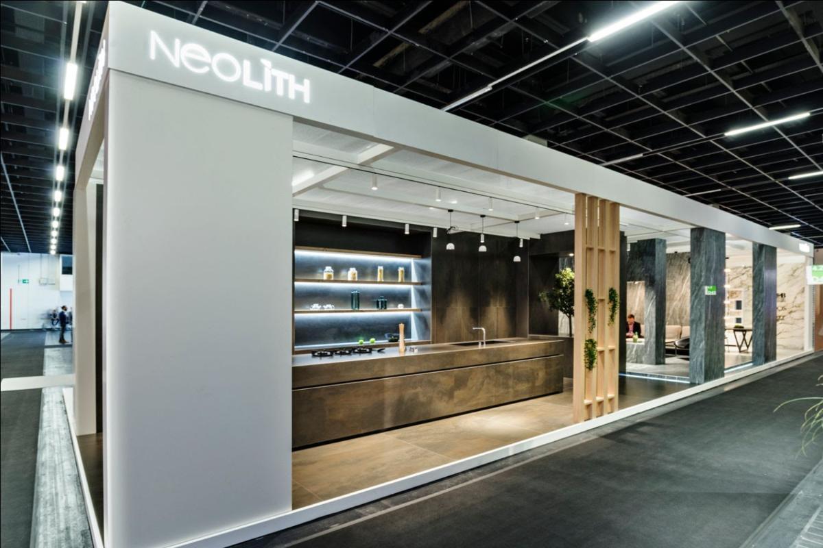 neolithsupsup en imm cologne 2020 de la mano de sofa cuprum mar de plata y calacatta luxe