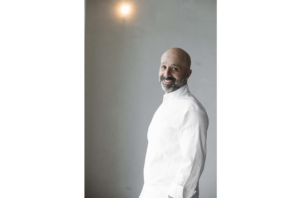 niko romito recibir el premio cocinero del ao patrocinado por dekton by cosentino