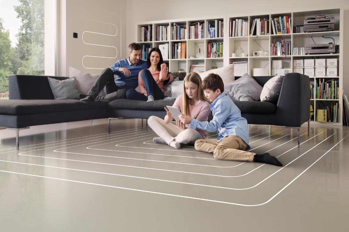 rehau lanza nea smart 20 el termostato ambiente para dotar de confort a tu hogar