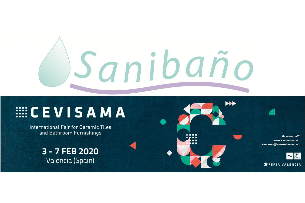 sanibao mostrar en cevisama 2020 sus tendencias ms innovadoras