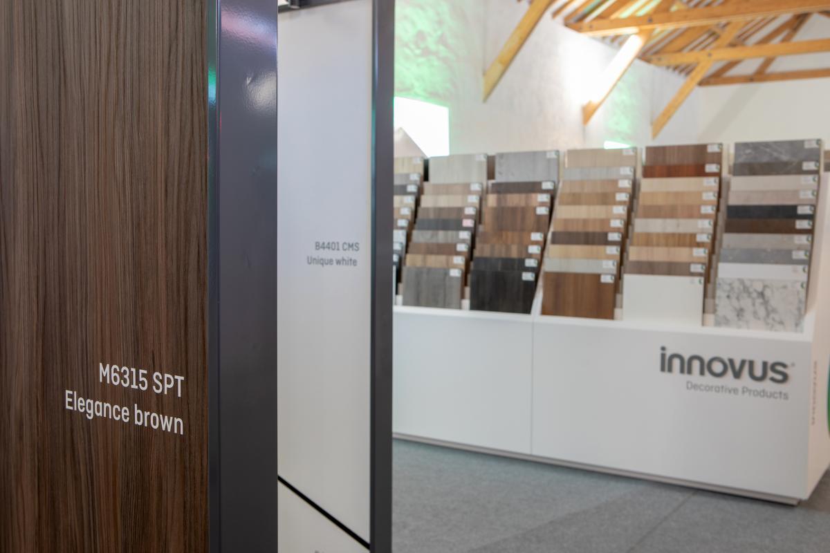 sonae arauco ana creatividad y sostenibilidad en 320m2 en maderalia 2020