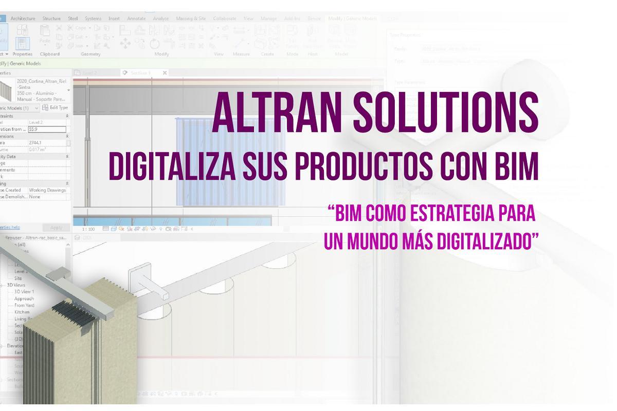 altran digitaliza sus productos en bim