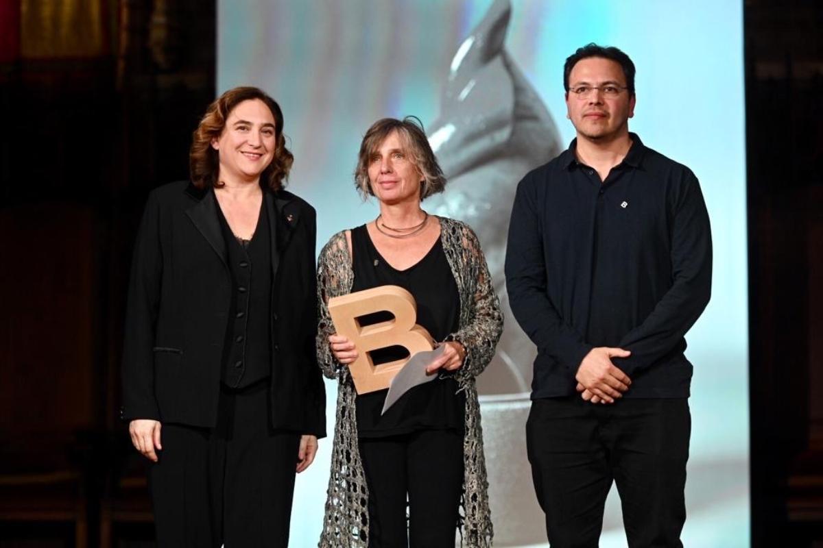 la arquitecta anna noguera galardonada en los premios ciutat de barcelona 2020