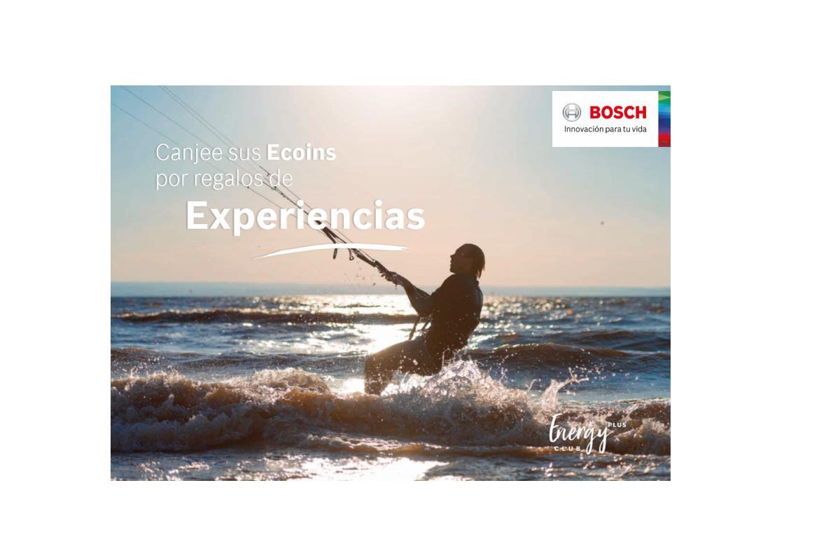 bosch actualiza su club energy plus para premiar la fidelidad de sus socios