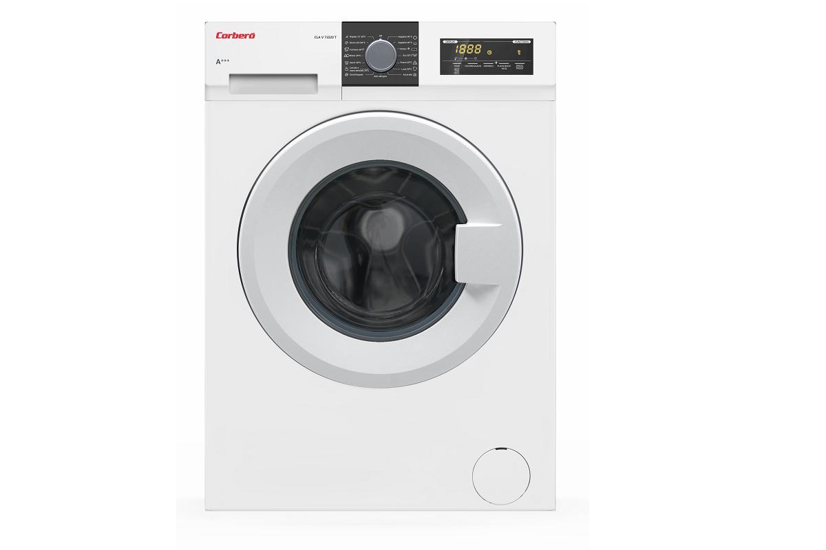 corber ampla su catlogo con dos nuevas lavadoras a de 7 y 8kg