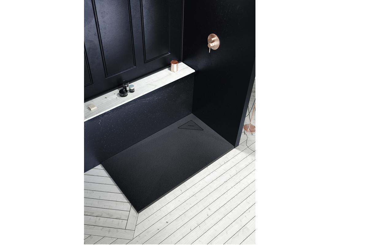 corner de nuovvosupsup el plato de ducha revolucionario con imanes incorporados