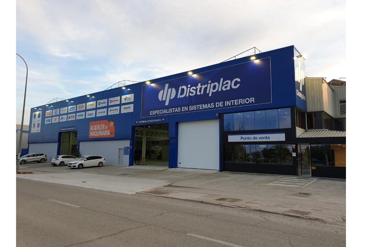 distriplac estrena nuevas instalaciones en murcia