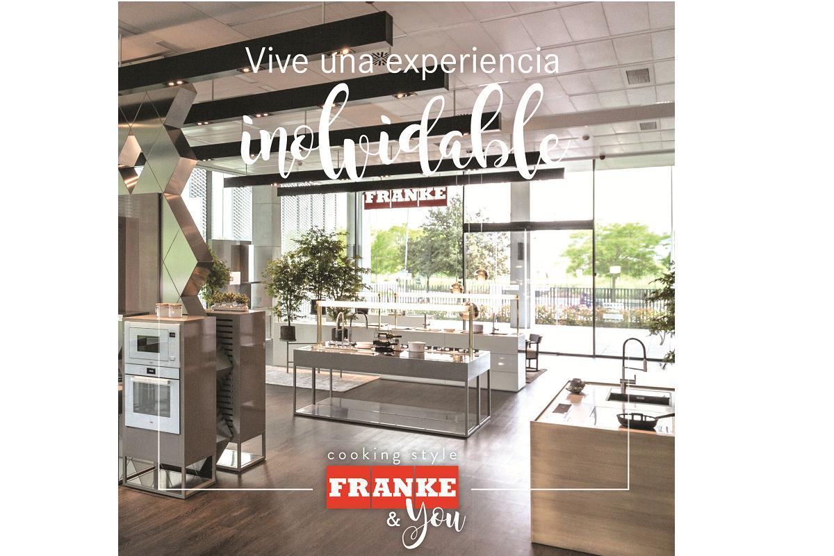 franke inaugura frankeampyou un espacio para mostrar sus productos de forma ldica