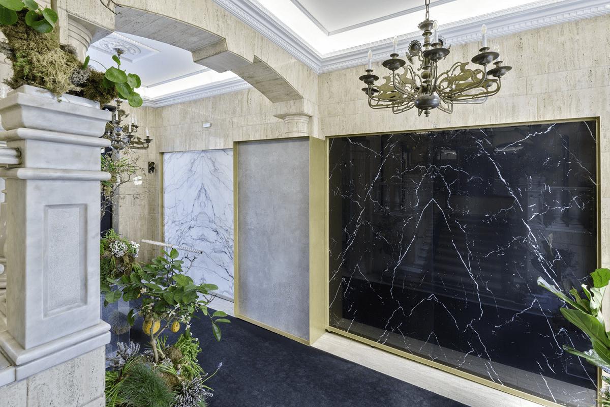 hotelle decoration el hotel de lujo del siglo xxi vestido por neolithsupsup