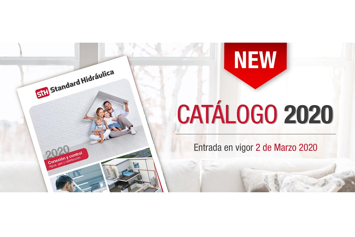 nuevo catlogo standard hidrulica para 2020