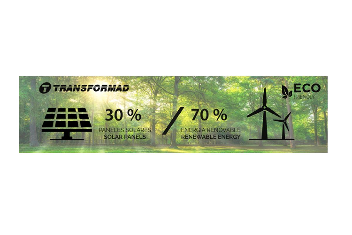 transformad avanza en la energa verde y el autoconsumo en sus instalaciones