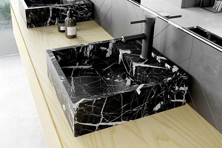 athos el lavabo que ensalza la belleza del mrmol natural