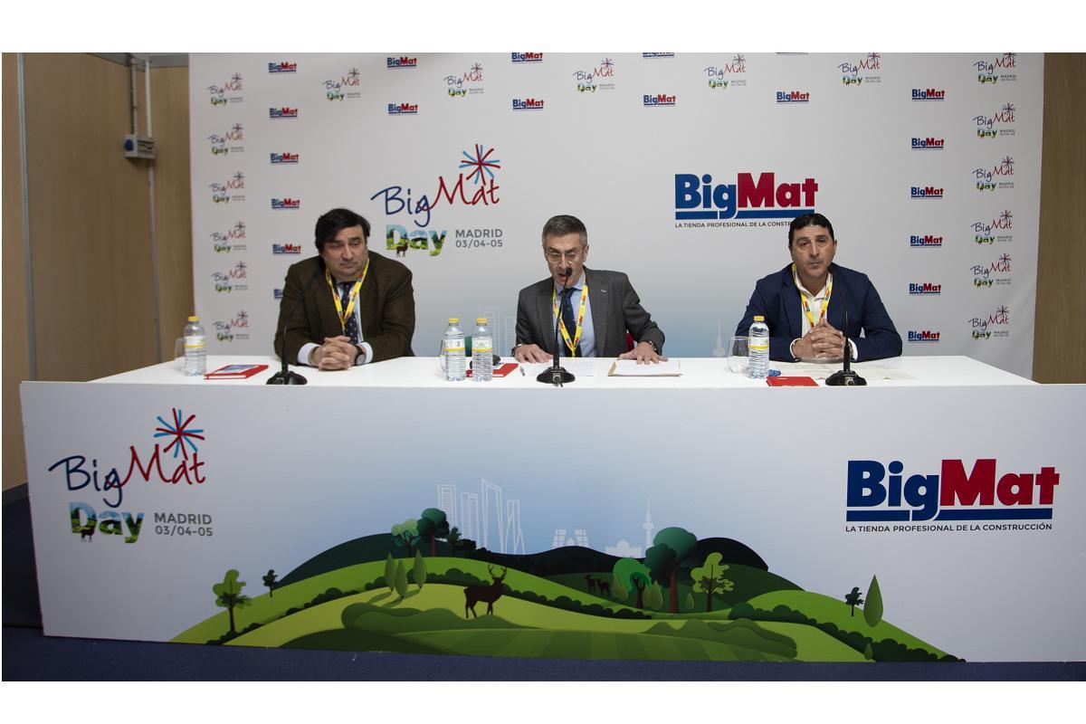 bigmat presenta bigmat matin para premiar la innovacin en construccin y bricolaje