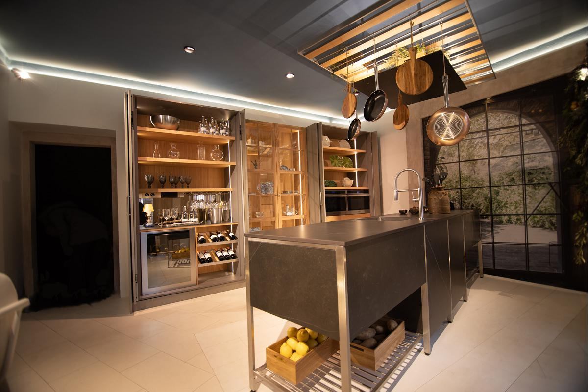 una cocina inampout la convivencia de interior y exterior en casa decor con delamora
