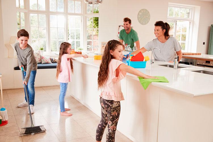 consejos de higiene para protegernos de infecciones en la cocina