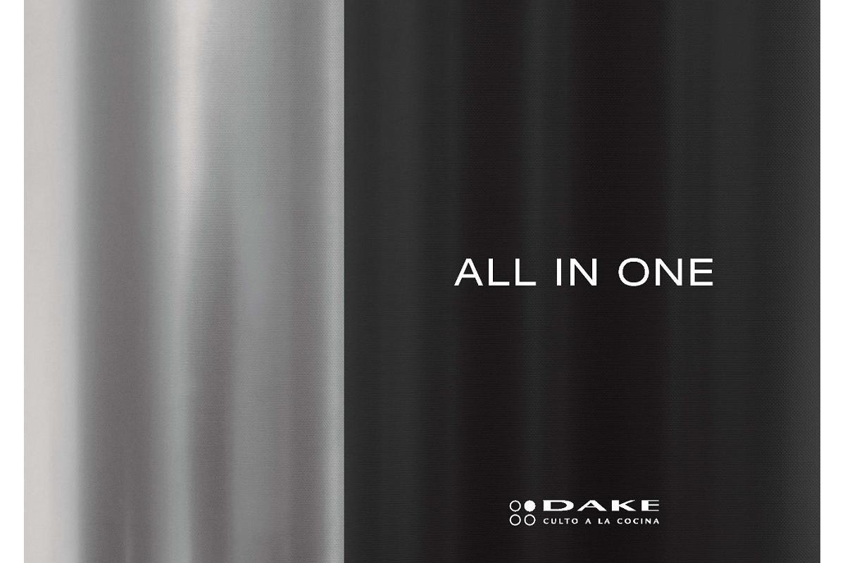 dake presenta el nuevo catlogo all in one