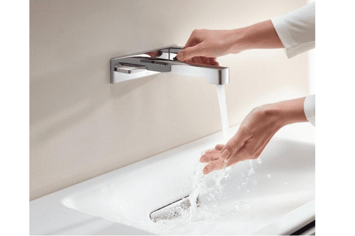 geberit pone la tecnologa al servicio del ahorro de agua en el bao