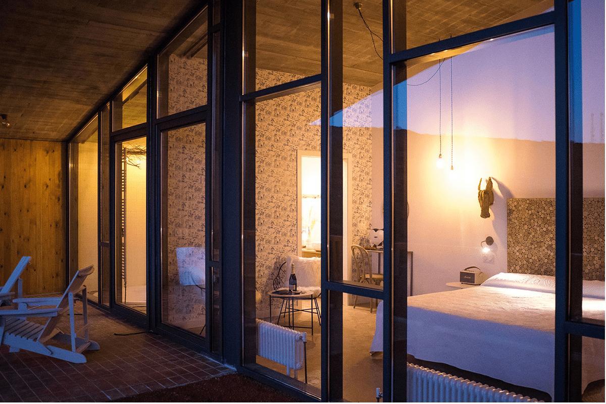 irsap en hotel niditas la calidez y el confort en pleno contacto con la naturaleza