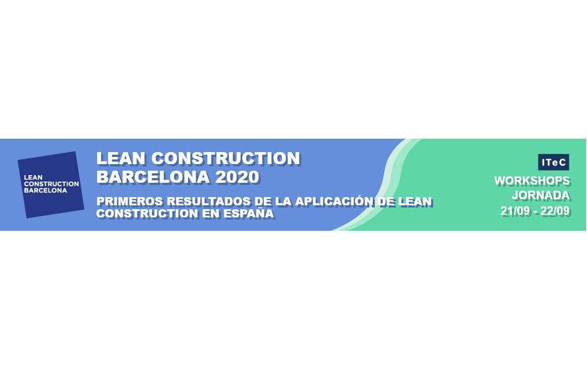 lean construction barcelona se aplaza hasta septiembre por el coronavirus