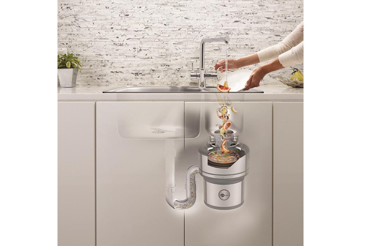 combate el despilfarro en la cocina con ayuda de insinkerator