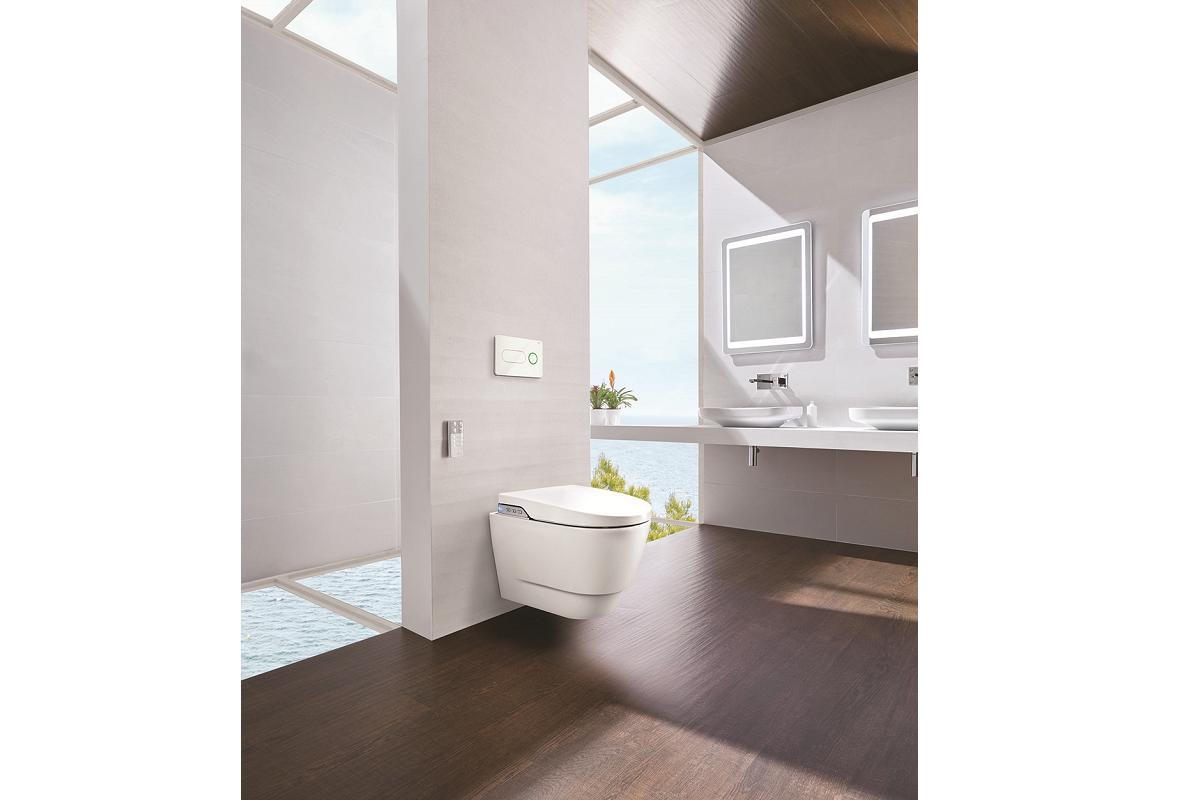 galainnova el shower toilet inteligente que eleva la higiene personal a otro nivel