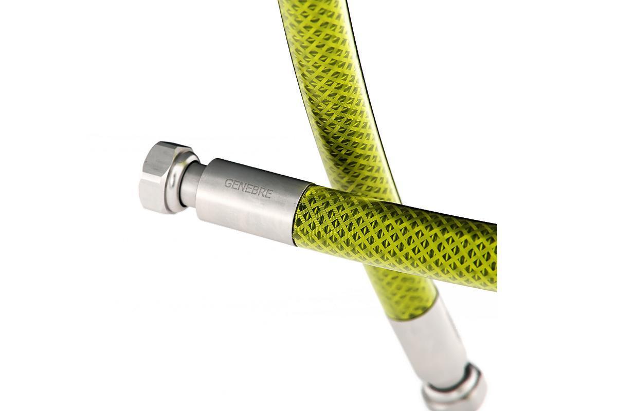 nueva gama de conexiones flexibles para gas geconnectgas de genebre