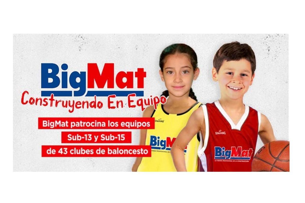 bigmat-patrocinara-la-equipacion-de-43-equipos-de-baloncesto-amateur-en-esp