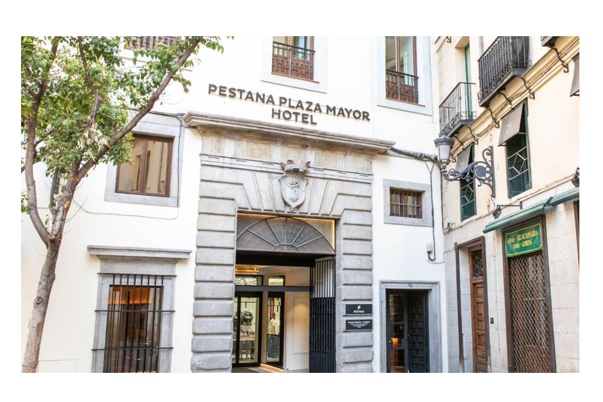 las calderas de acv optimizan el hotel pestana plaza mayor madrid