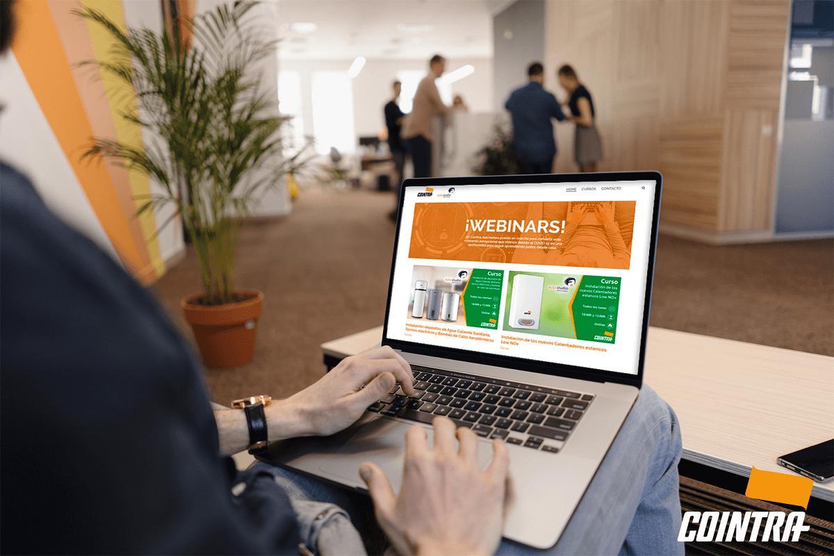 cointra ofrece una nueva plataforma para inscribirse en su formacin online