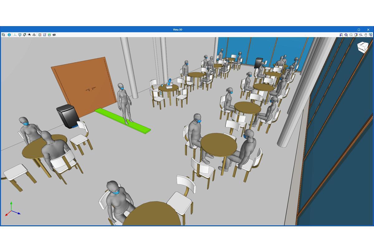 cype desarrolla un software para reforzar la seguridad en los espacios ante el covid19