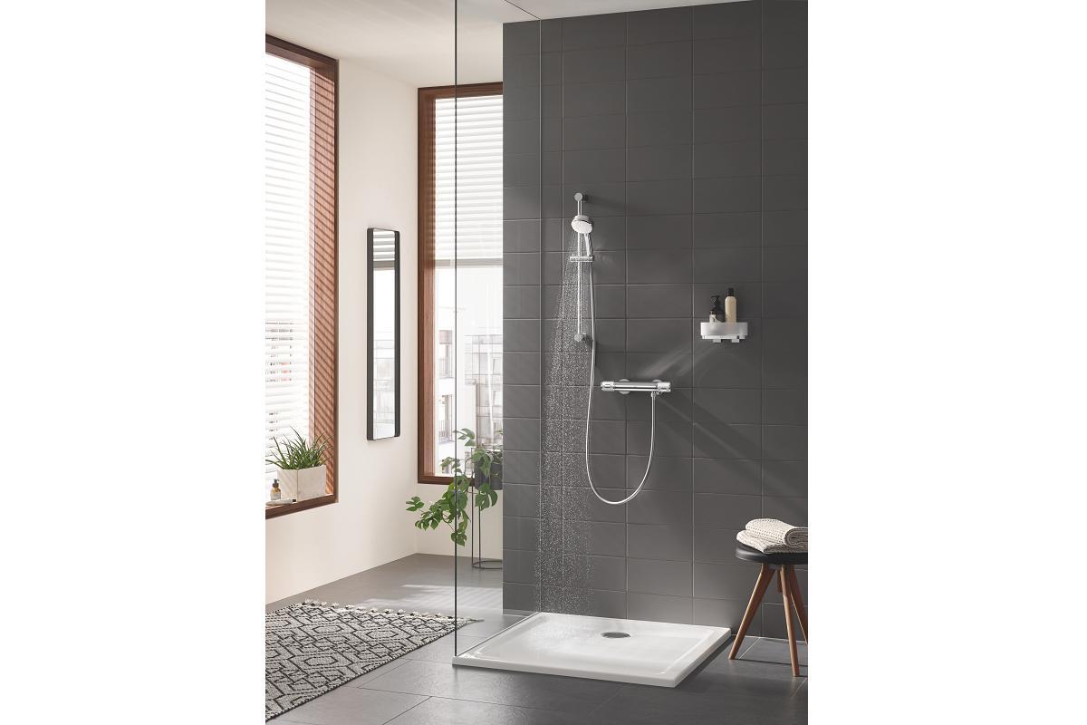 grohtherm 1000 performance de grohe confort inteligente en tu ducha