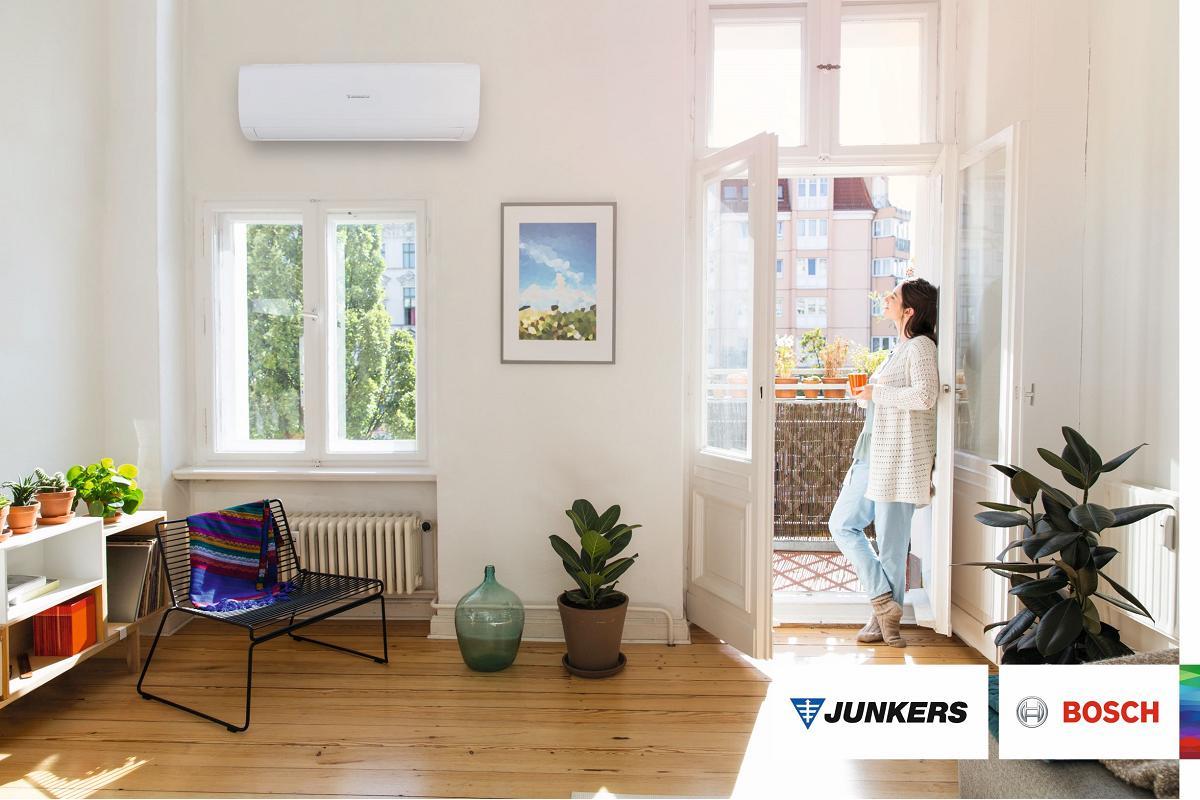 junkers apuesta por la climatizacin para mejorar la calidad del aire de tu hogar