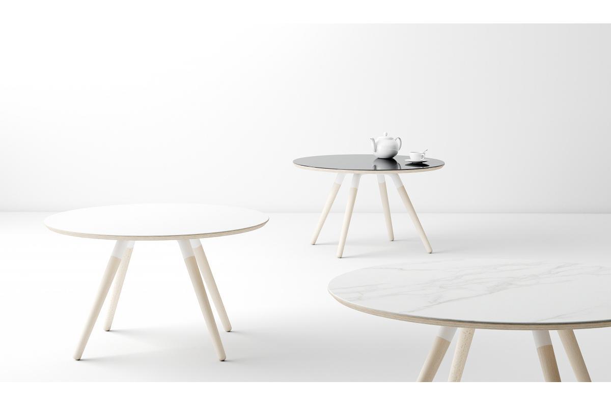 mesa auxiliar de la coleccin nuba de cancio un complemento verstil a medida