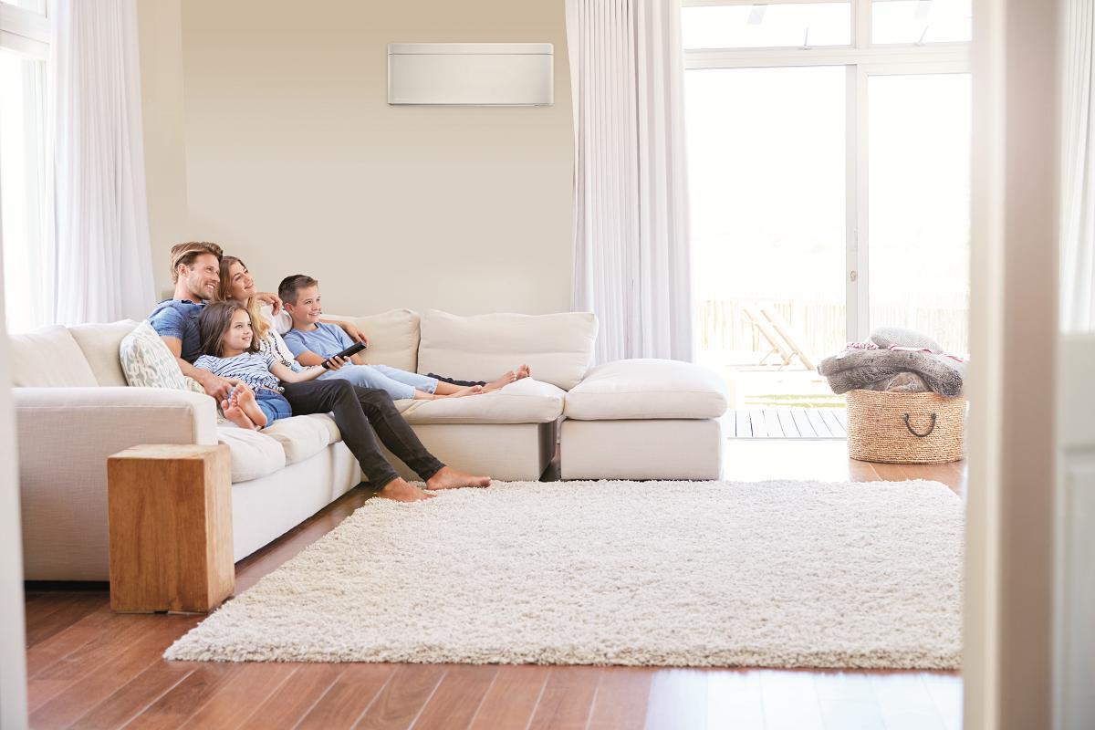 acondiciona tu casa para un verano muy hogareo con daikin