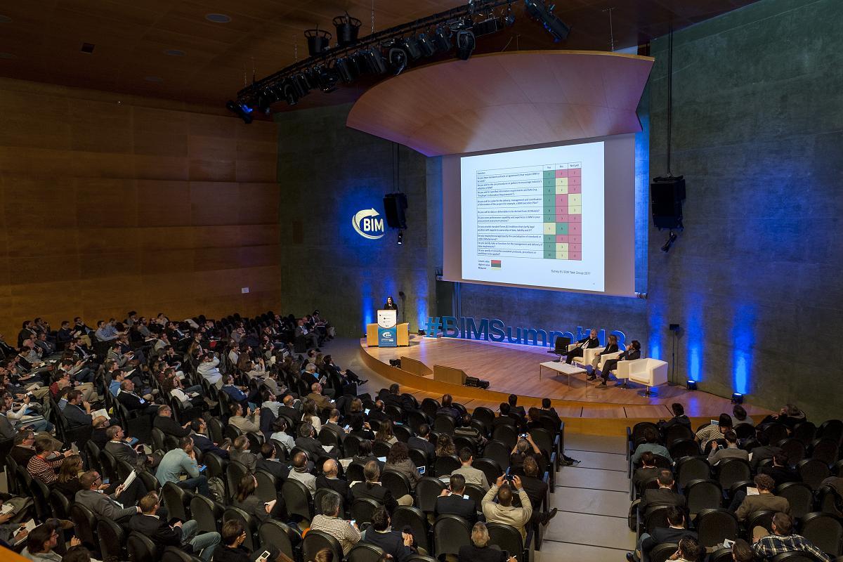 european bim summit se reinventa tres eventos en uno entre online y presencial
