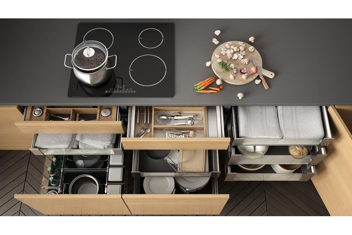 organiza y optimiza tu cocina en cuatro sencillos pasos por instituto silestone