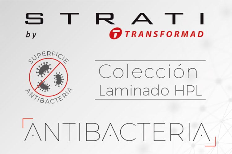 superficies de laminado hpl de transformad con propiedades antibacterianas