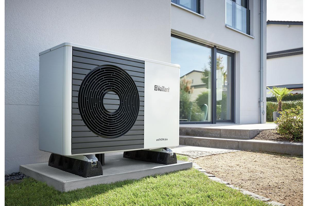 arotherm plus nueva bomba de calor con tecnologa de refrigerante natural de vaillant
