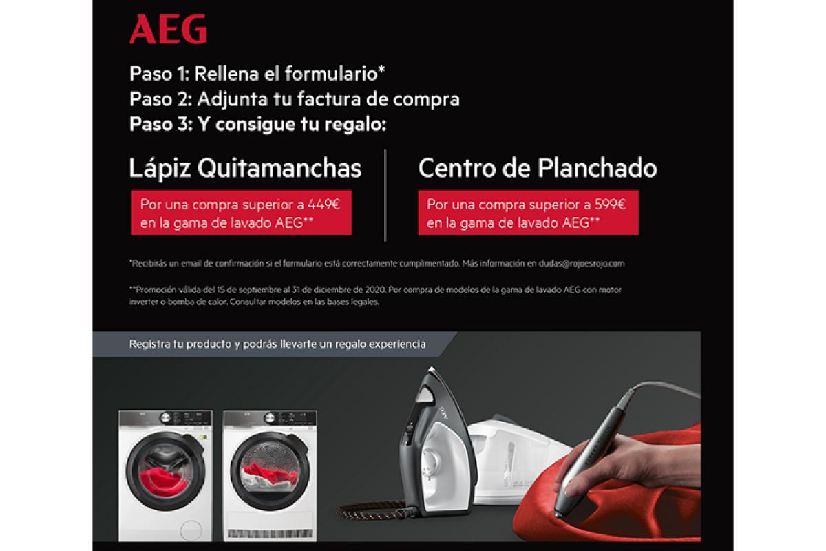 AEG lanza la promoción